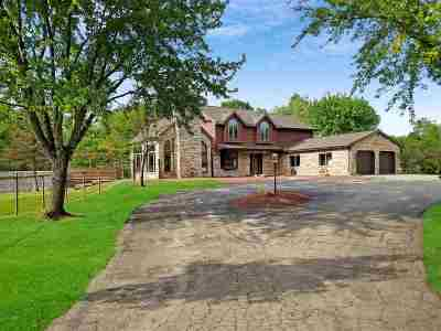 Sobieski Single Family Home Active-No Offer: 6596 Allen