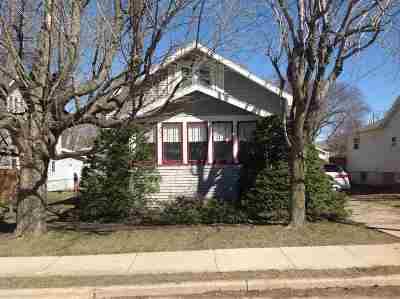 Oshkosh Single Family Home Active-Offer No Bump: 1408 Knapp