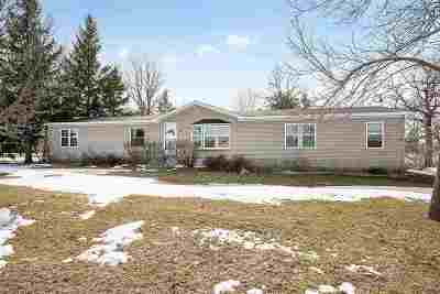 Oconto Falls Single Family Home Active-Offer No Bump: 183 N Farm