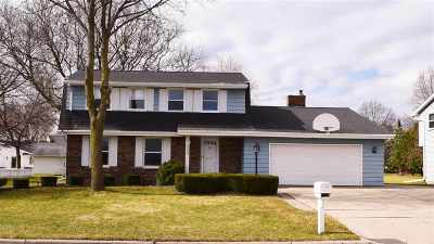 Green Bay Single Family Home Active-Offer No Bump: 800 Broadview