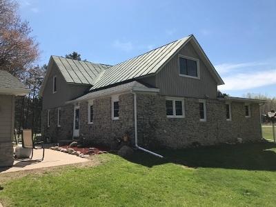 Oconto County Single Family Home Active-No Offer: 5420 Bramschreiber