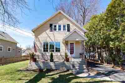 Oshkosh Single Family Home Active-No Offer: 815 Hazel
