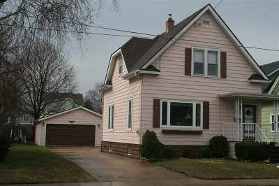 Oshkosh Single Family Home Active-Offer No Bump-Show: 1353 Lamar