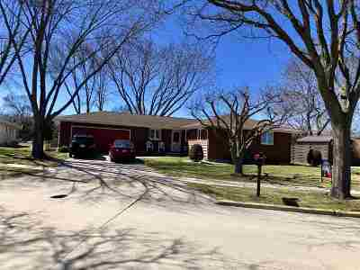 Appleton Single Family Home Active-No Offer: 1301 S Buchanan