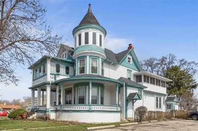 Oshkosh Single Family Home Active-No Offer: 926 N Main