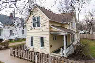 Appleton Single Family Home Active-No Offer: 714 N Fair