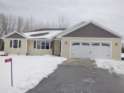 Oconto County Single Family Home Active-Offer No Bump: 5333 Little Dove
