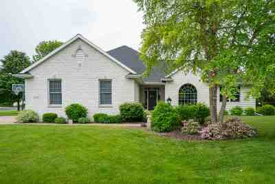 Oshkosh Single Family Home Active-No Offer: 2706 Beechnut