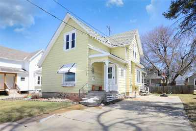 Appleton Single Family Home Active-Offer No Bump: 722 N Division