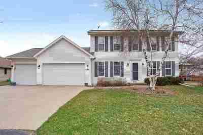 Oshkosh Single Family Home Active-Offer No Bump-Show: 4064 Meadowview