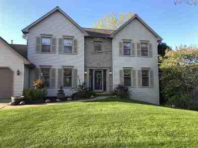 Green Bay Single Family Home Active-Offer No Bump: 3186 Renaissance