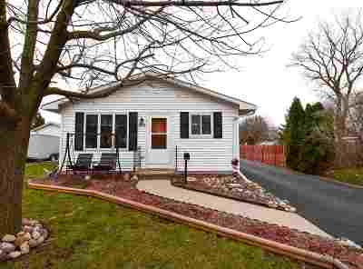 Oshkosh Single Family Home Active-No Offer: 2334 Geneva