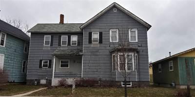Marinette Single Family Home Active-No Offer: 912 Miller
