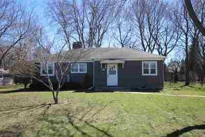 Oshkosh Single Family Home Active-No Offer: 35 Crimson
