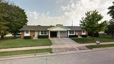 Menasha Multi Family Home Active-No Offer: 1500 Eugene