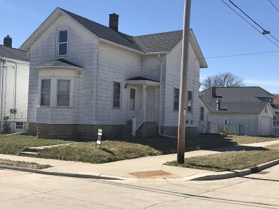 Oshkosh Single Family Home Active-No Offer: 501 Dakota