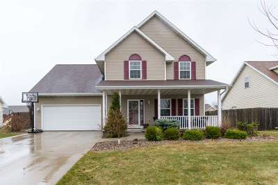 Neenah Single Family Home Active-No Offer: 263 Fort