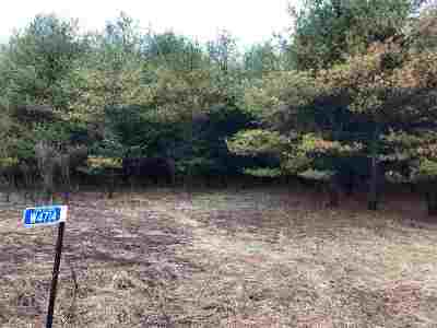 Shawano County Residential Lots & Land Active-No Offer: W4714 Landstad