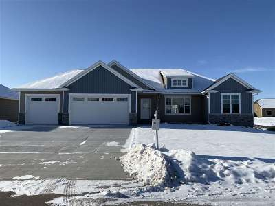 Appleton Single Family Home Active-No Offer: 3517 Golden Hill