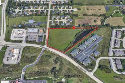 Residential Lots & Land Active-No Offer: 1320 W American