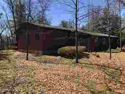 Shawano Single Family Home Active-Offer No Bump: N6986 Hillcrest