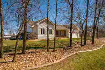 Oshkosh Single Family Home Active-Offer No Bump: 4396 Swallow Banks