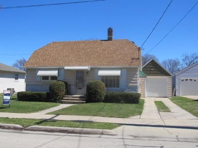 Little Chute Single Family Home Active-Offer No Bump: 912 Jefferson