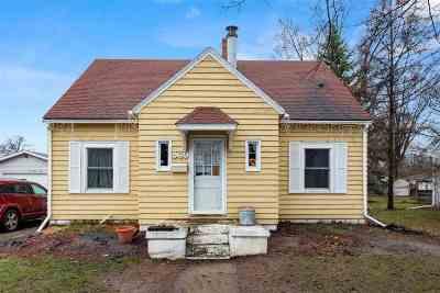 Neenah Single Family Home Active-Offer No Bump: 969 Higgins