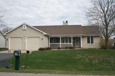 Neenah Single Family Home Active-Offer No Bump: 1438 Shreve