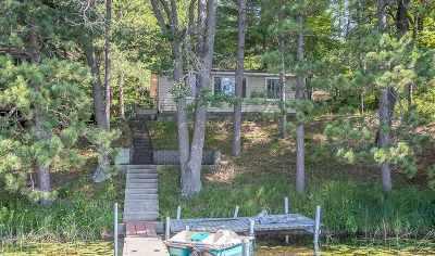 Oconto County Single Family Home Active-Offer No Bump: 9529 N Marl Lake