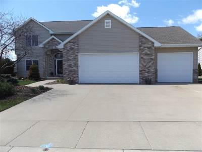 Appleton Single Family Home Active-Offer No Bump: 4917 N Fuji