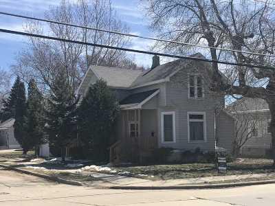 Oshkosh Multi Family Home Active-No Offer: 1400 Knapp