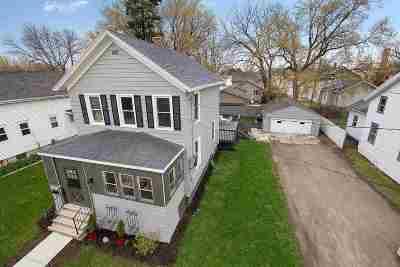 Oshkosh Single Family Home Active-Offer No Bump: 730 Central