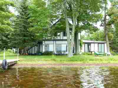 Shawano County Multi Family Home Active-No Offer: N6709 Loon Lake