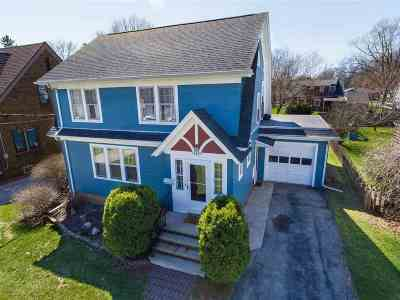 Neenah Single Family Home Active-Offer No Bump: 649 Oak