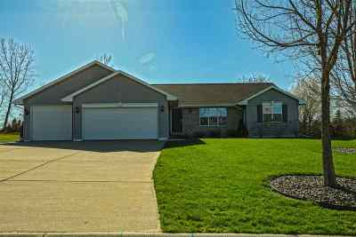 Greenville Single Family Home Active-Offer No Bump: N1657 Medina