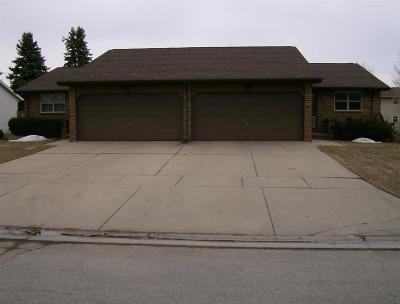 Green Bay Multi Family Home Active-No Offer: 3142 Tobermory