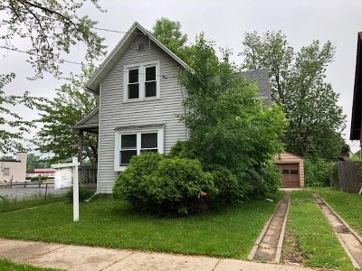 Appleton Single Family Home Active-No Offer: 135 N Story
