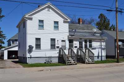 Oshkosh Multi Family Home Active-Offer No Bump: 332 W 9th
