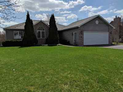 Oshkosh Single Family Home Active-Offer No Bump: 4097 Westview