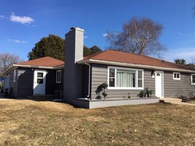 Oconto Falls Single Family Home Active-Offer No Bump: 206 Park