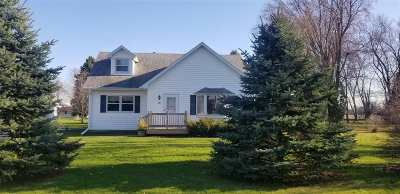 Oshkosh Single Family Home Active-Offer No Bump: 1929 Indian Point