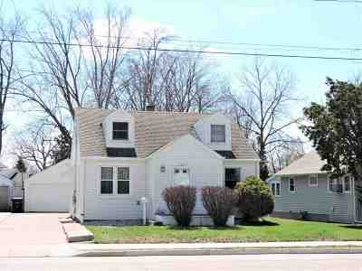 Oshkosh Single Family Home Active-Offer No Bump: 1325 W Murdock