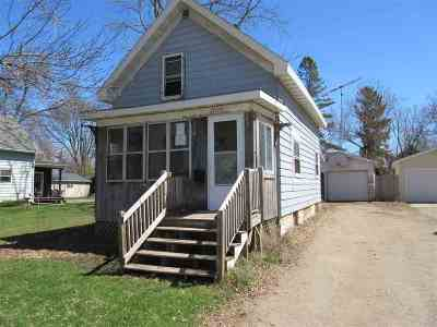 Oshkosh Single Family Home Active-No Offer: 1922 N Main
