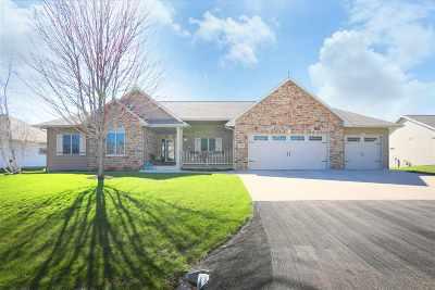 Oshkosh Single Family Home Active-Offer No Bump: 1519 Hayden