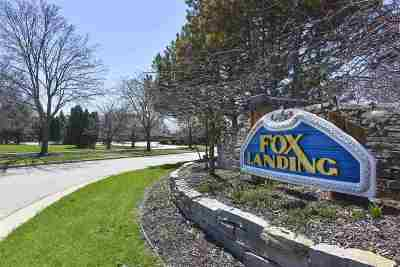 Appleton Condo/Townhouse Active-Offer No Bump: 2787 Fox Run