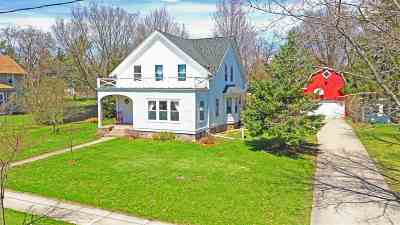 Waupaca Single Family Home Active-Offer No Bump-Show: 432 Granite