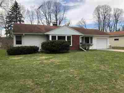 Shawano County Single Family Home Active-No Offer: 129 S Elm
