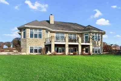 Green Bay Single Family Home Active-No Offer: 3305 Pebble Beach
