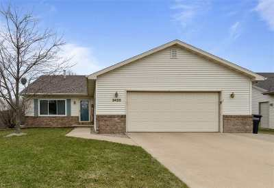 Oshkosh Single Family Home Active-Offer No Bump: 3425 Eichstadt